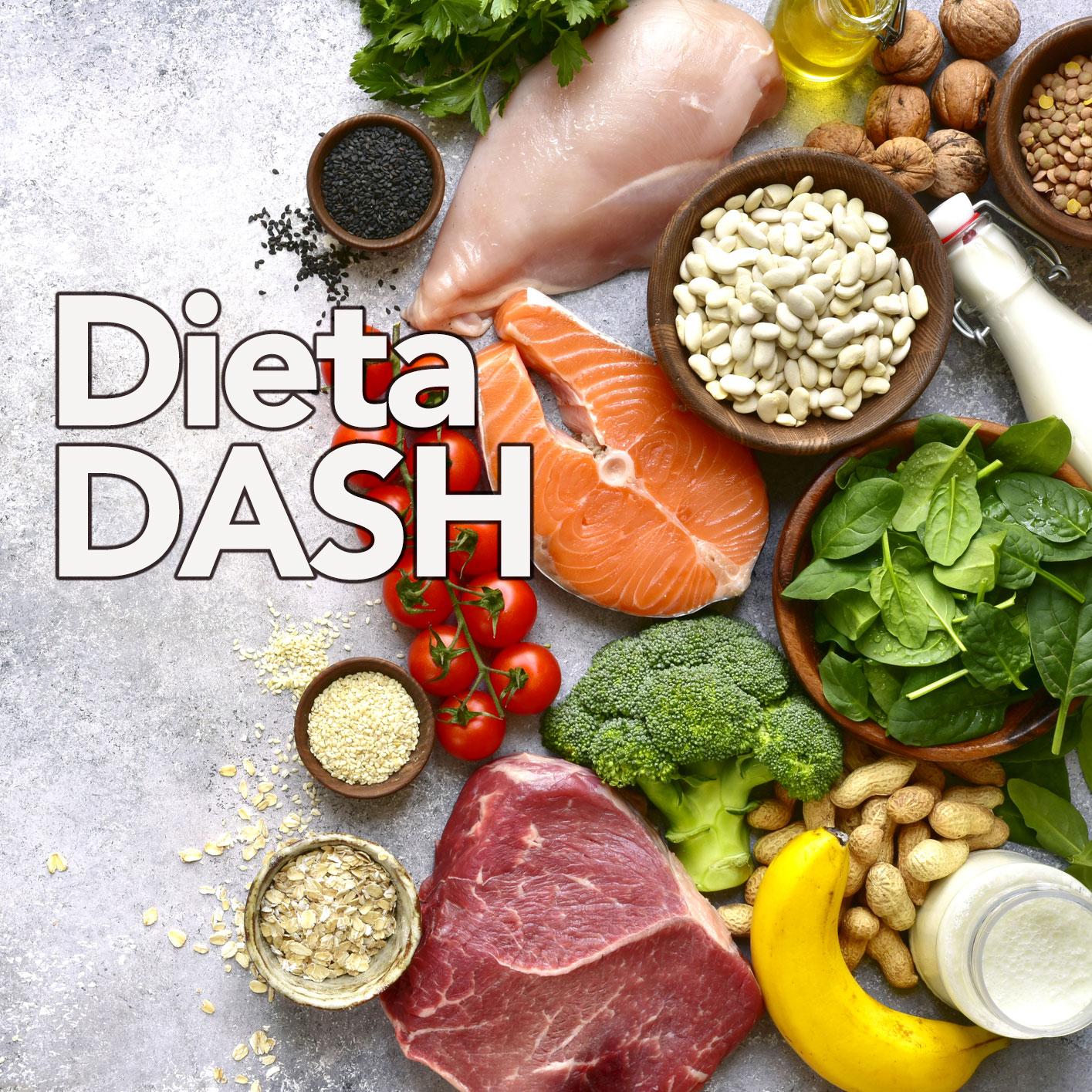 Dieta DASH, la dieta contra la hipertensión