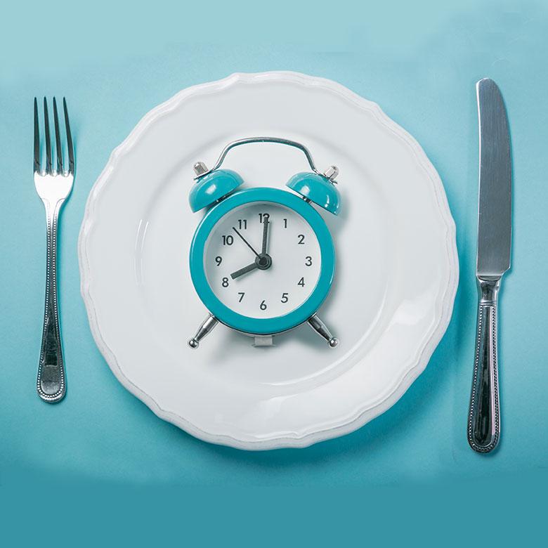 A qué hora comer si estás a dieta
