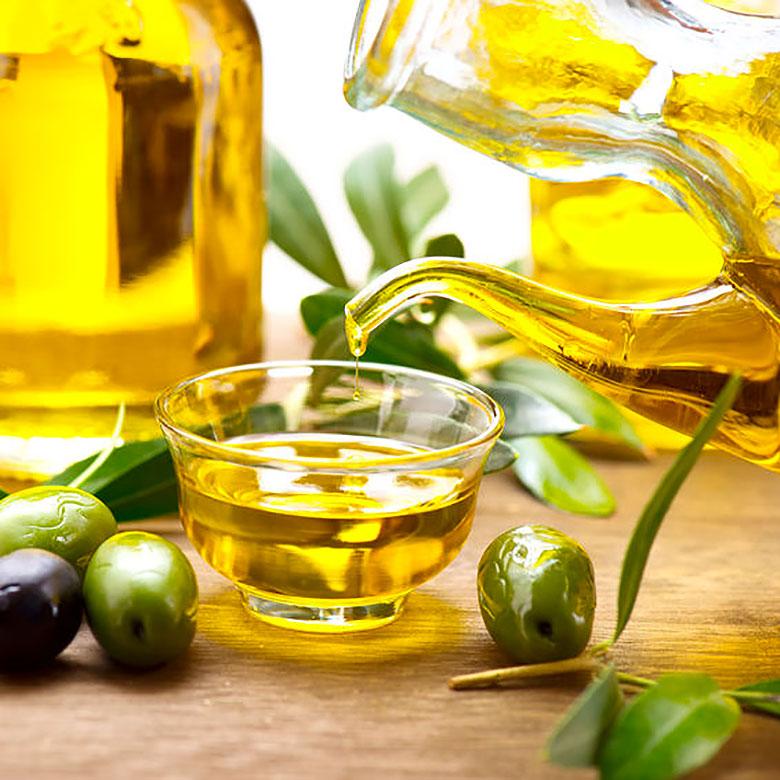 Aceite de oliva en la dieta