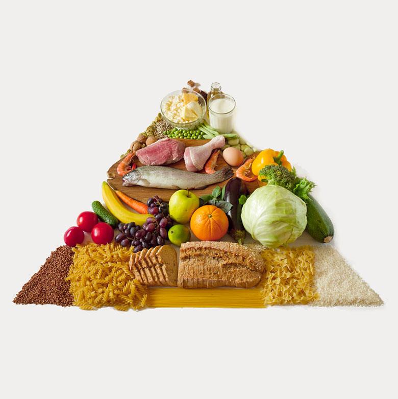 Cómo conseguir una alimentación variada y saludable