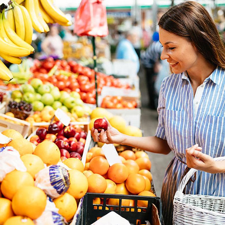 Consejos para adelgazar al hacer la compra