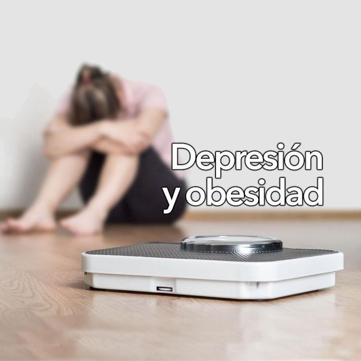 Obesidad y depresión, cómo se relacionan