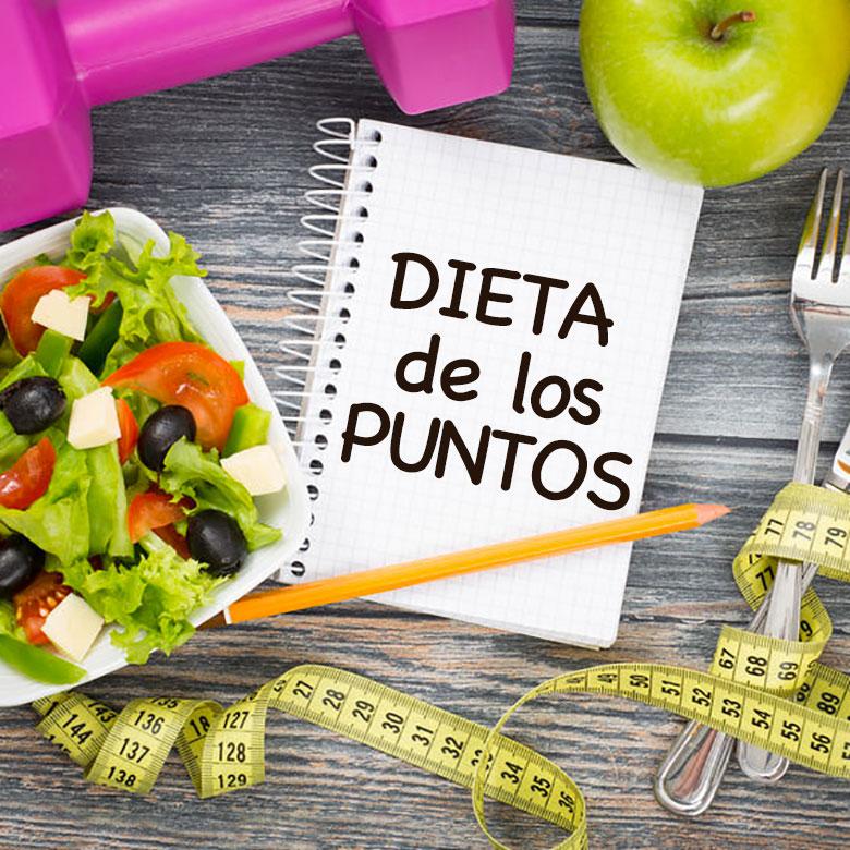 Dieta de los Puntos y tabla de alimentos