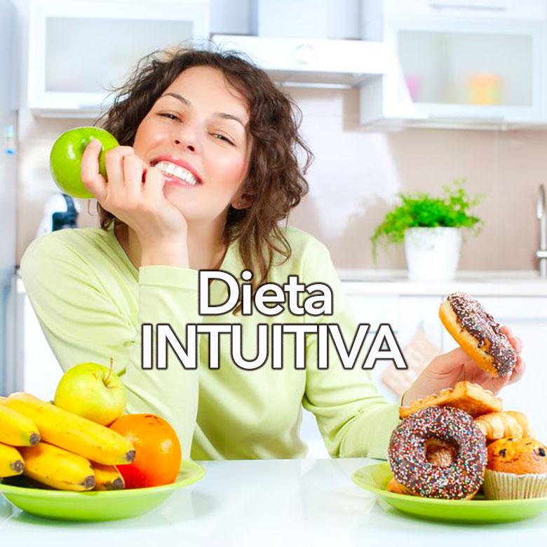 La dieta intuitiva, comer de todo y adelgazar