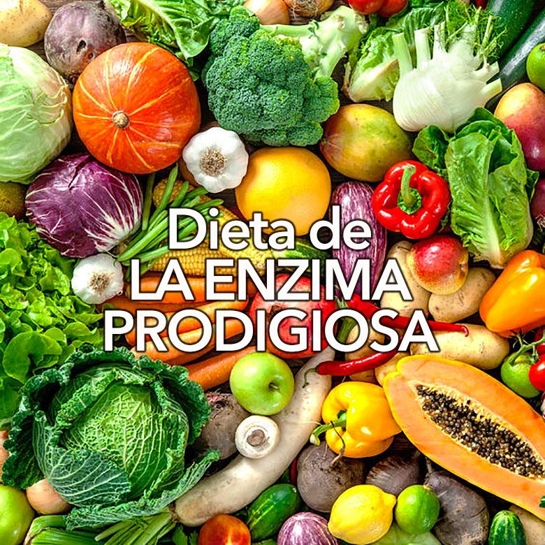 La dieta de la enzima prodigiosa