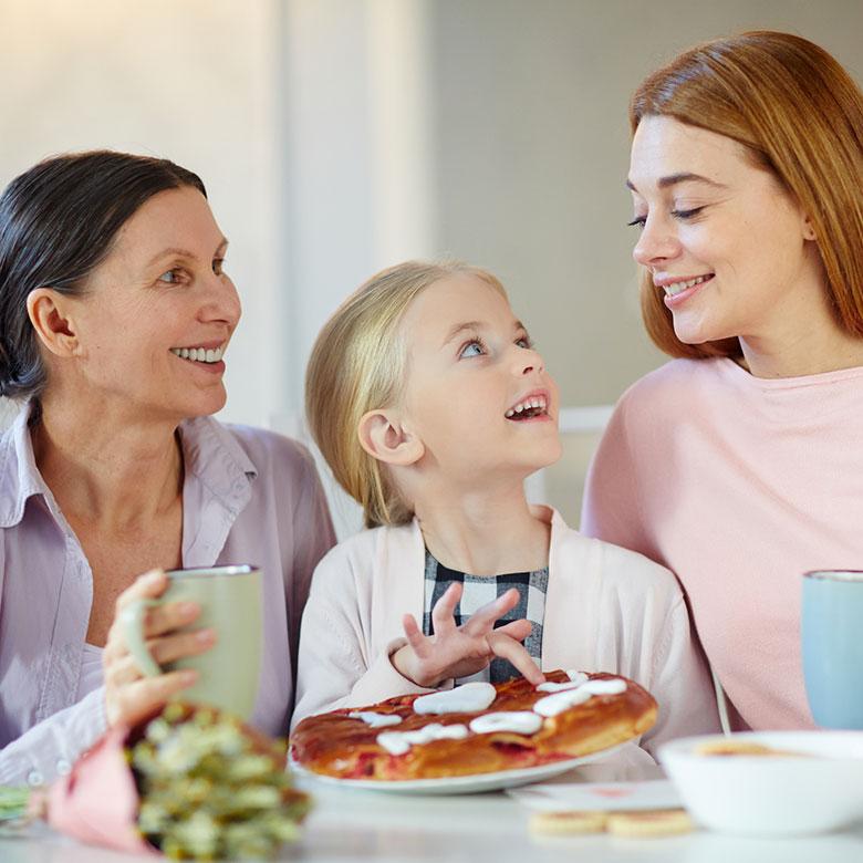 ¿Por qué hay que reducir las calorías con la edad?