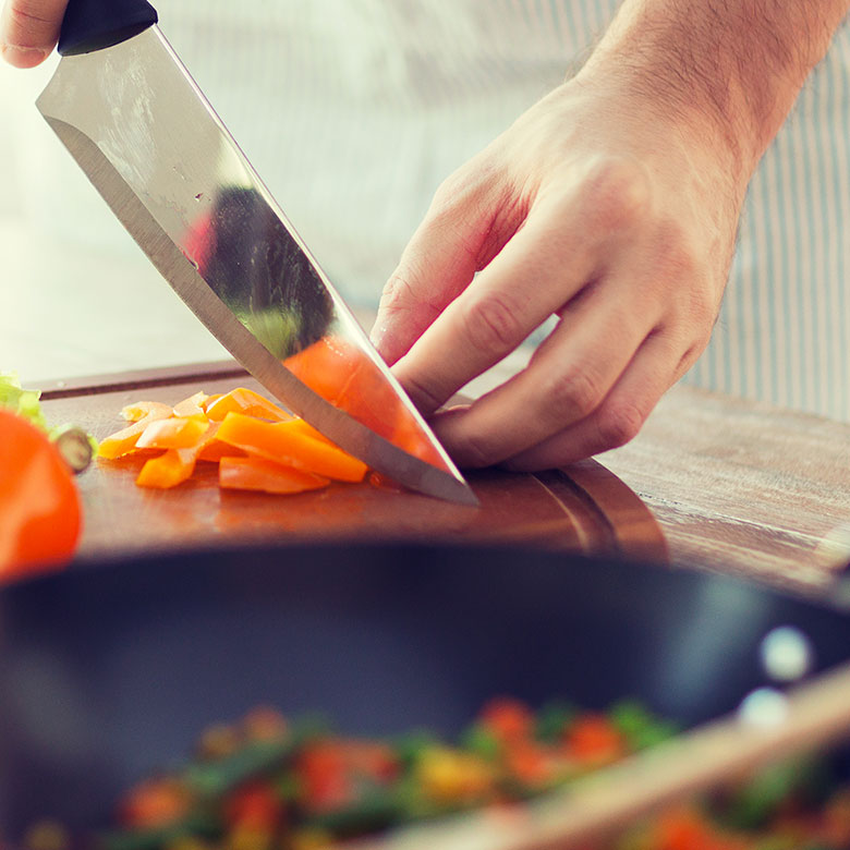 5 utensilios de cocina para comer sano