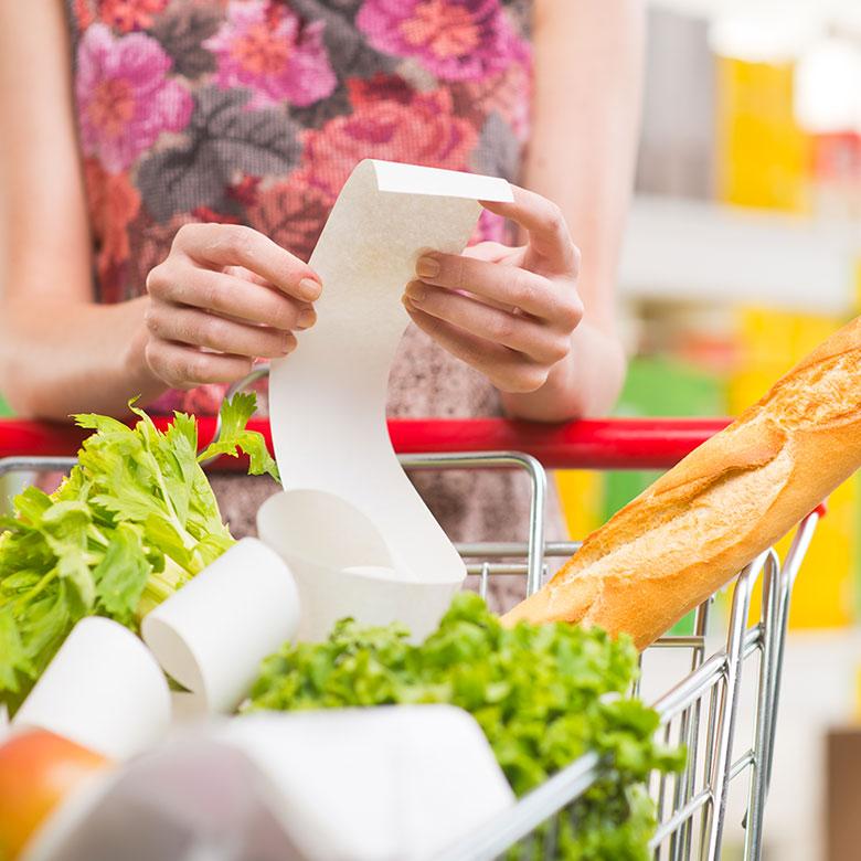 Consejos para hacer la compra más sana y ligera