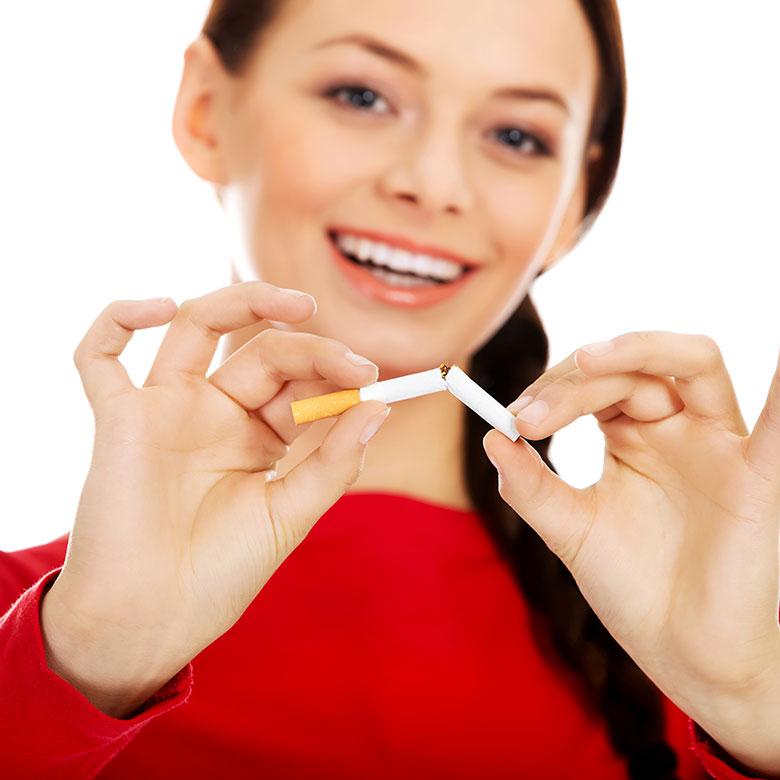 Dejar de fumar sin engordar, cómo conseguirlo