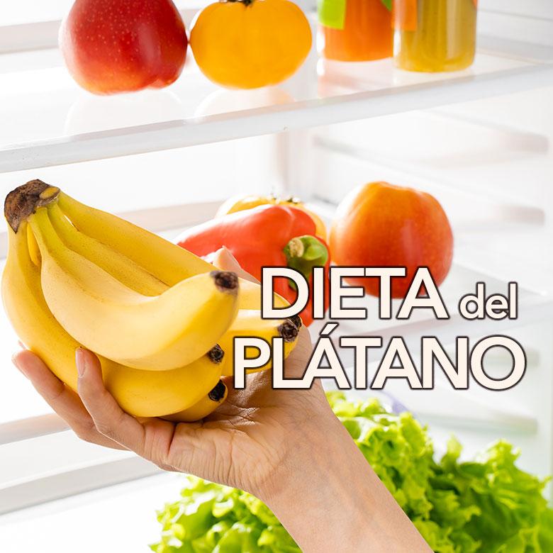 La dieta del Plátano Japonesa