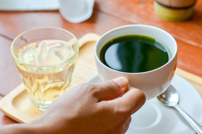 acelerar metabolismo cafe te